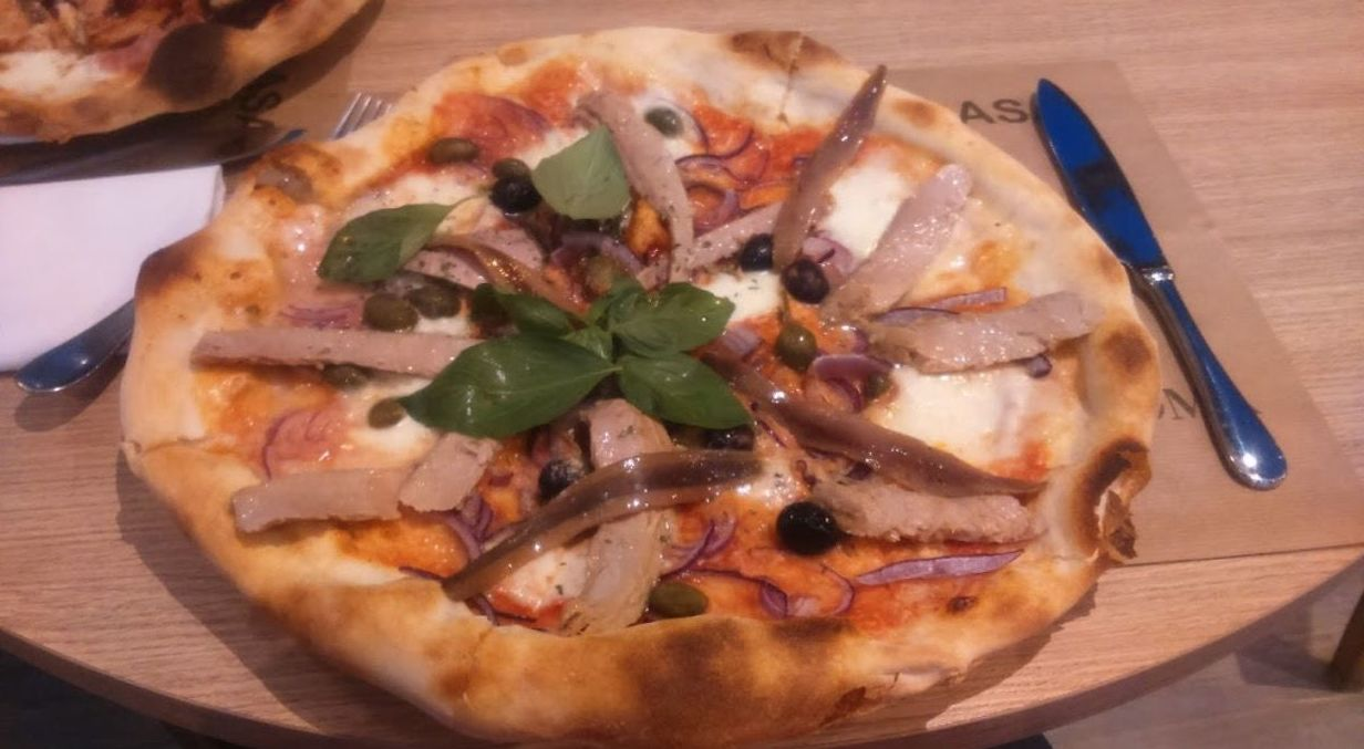 Foto 12 de Cocina italiana en VALENCIA | Pizza Roma
