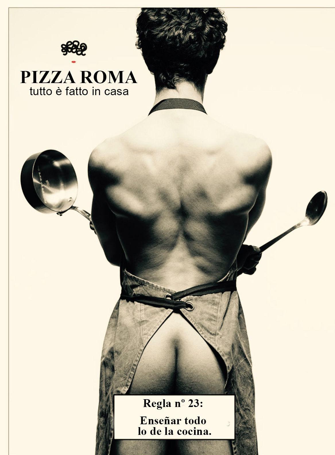 Foto 28 de Cocina italiana en VALENCIA | Pizza Roma