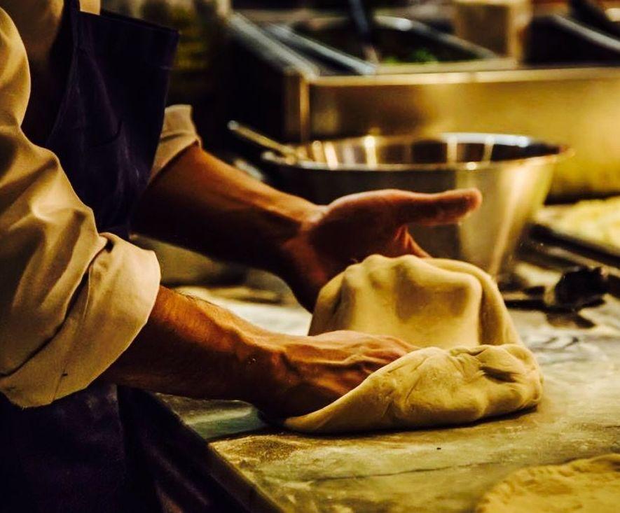 Foto 3 de Cocina italiana en VALENCIA | Pizza Roma