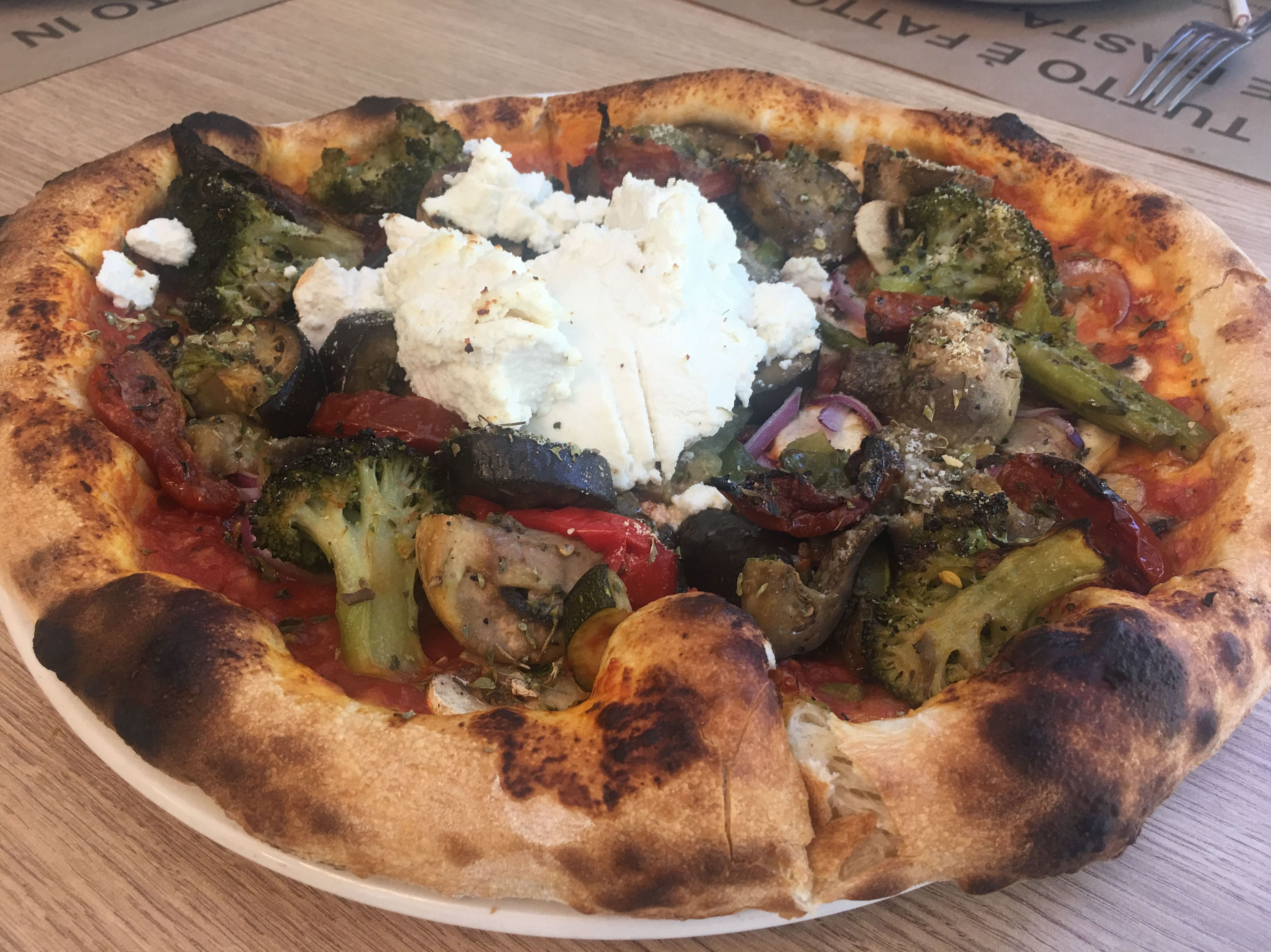 Foto 10 de Cocina italiana en VALENCIA | Pizza Roma