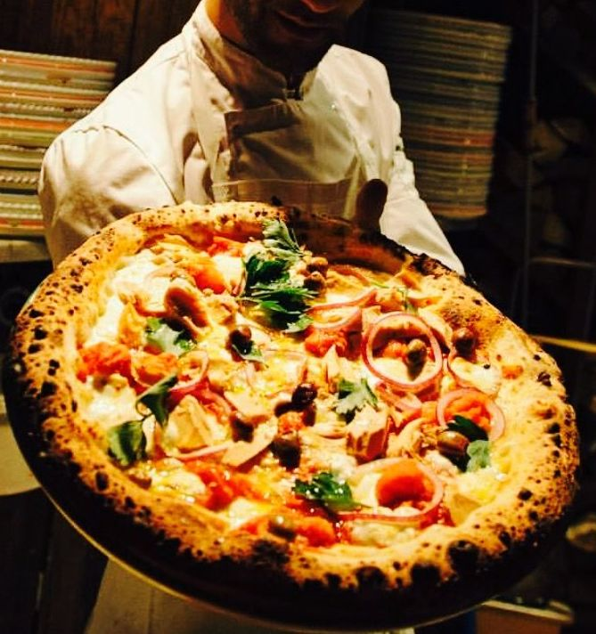 Foto 9 de Cocina italiana en VALENCIA | Pizza Roma