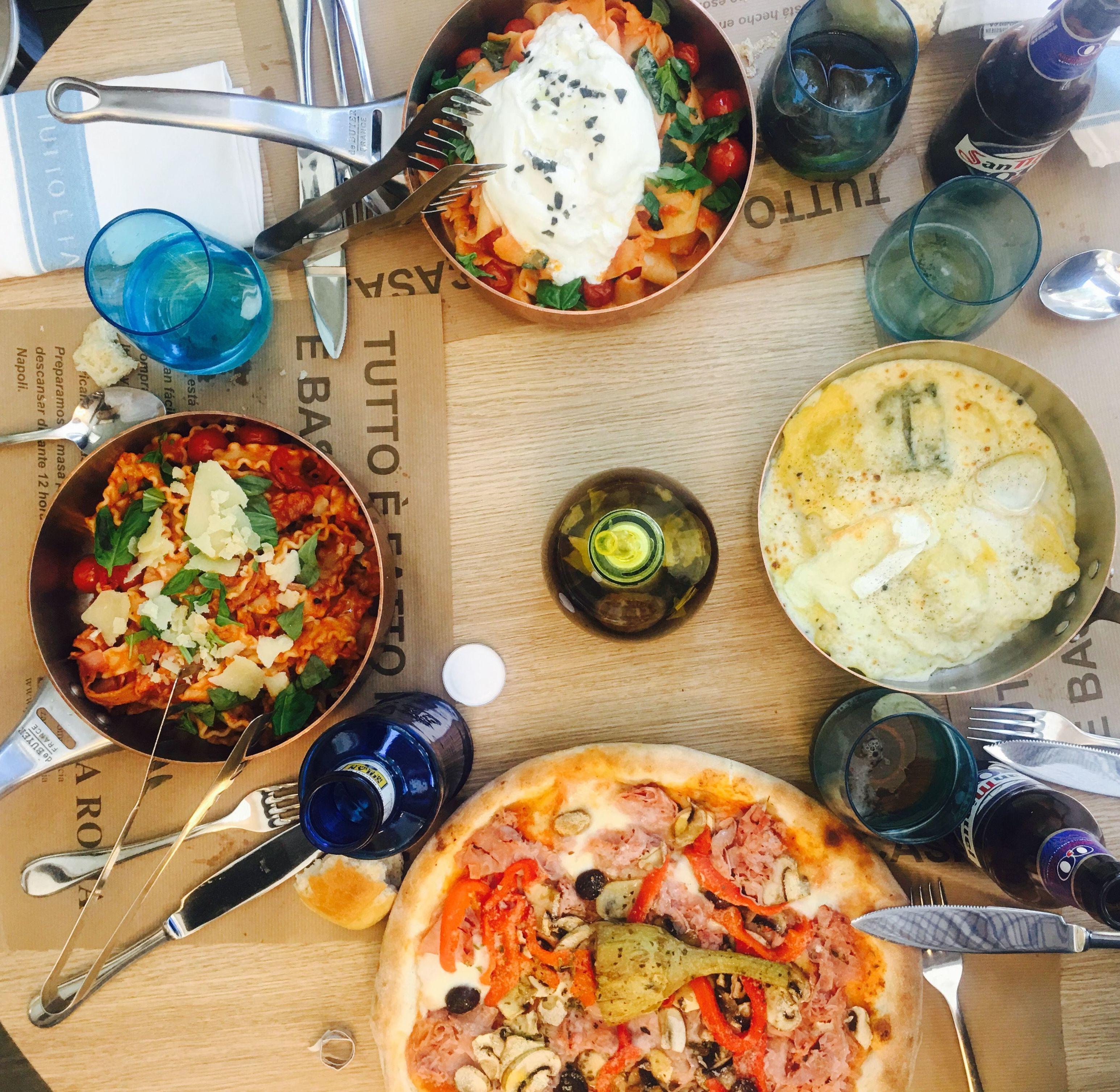 Foto 42 de Cocina italiana en VALENCIA | Pizza Roma