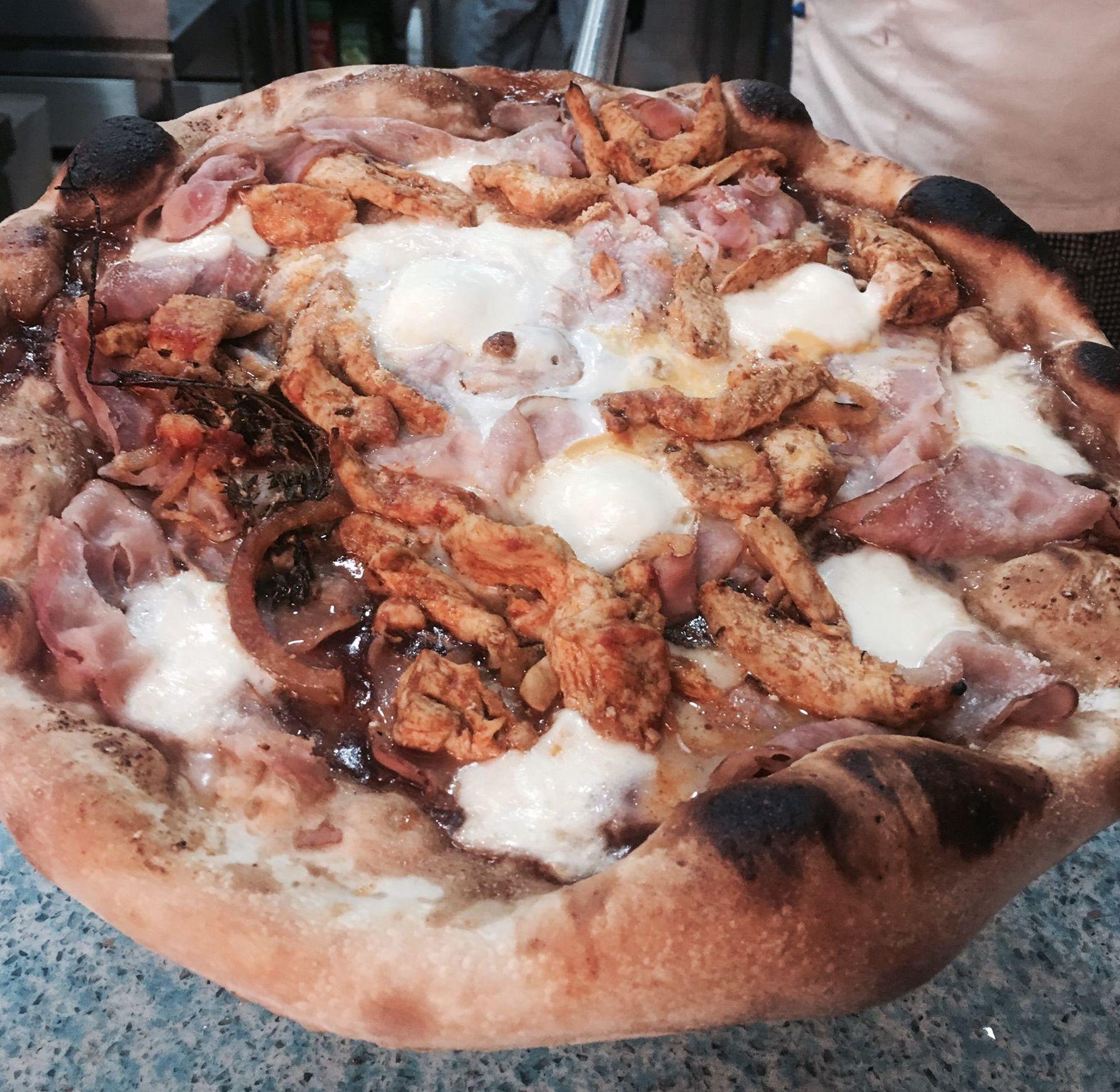 Foto 14 de Cocina italiana en VALENCIA | Pizza Roma