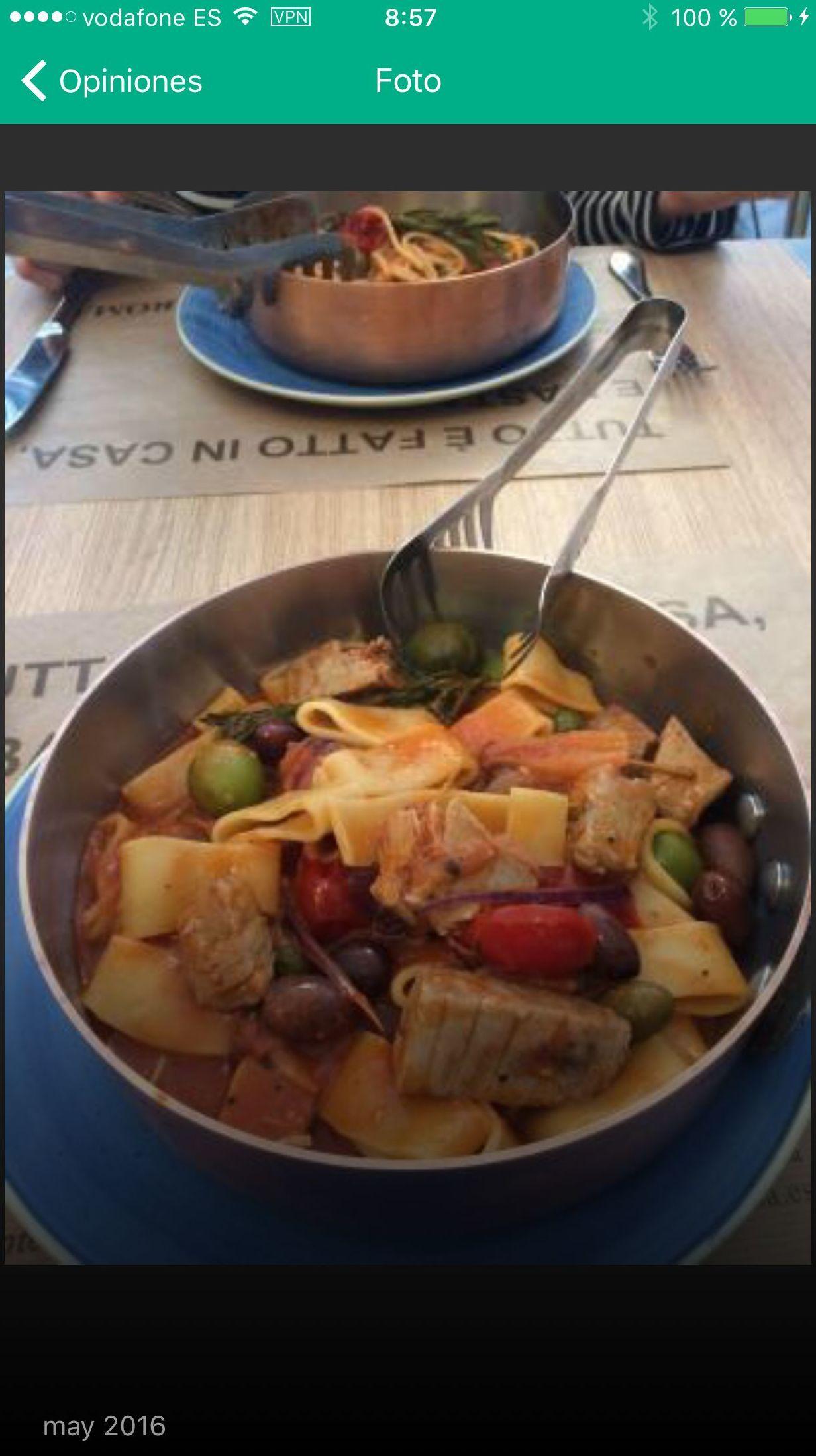 Foto 17 de Cocina italiana en VALENCIA | Pizza Roma