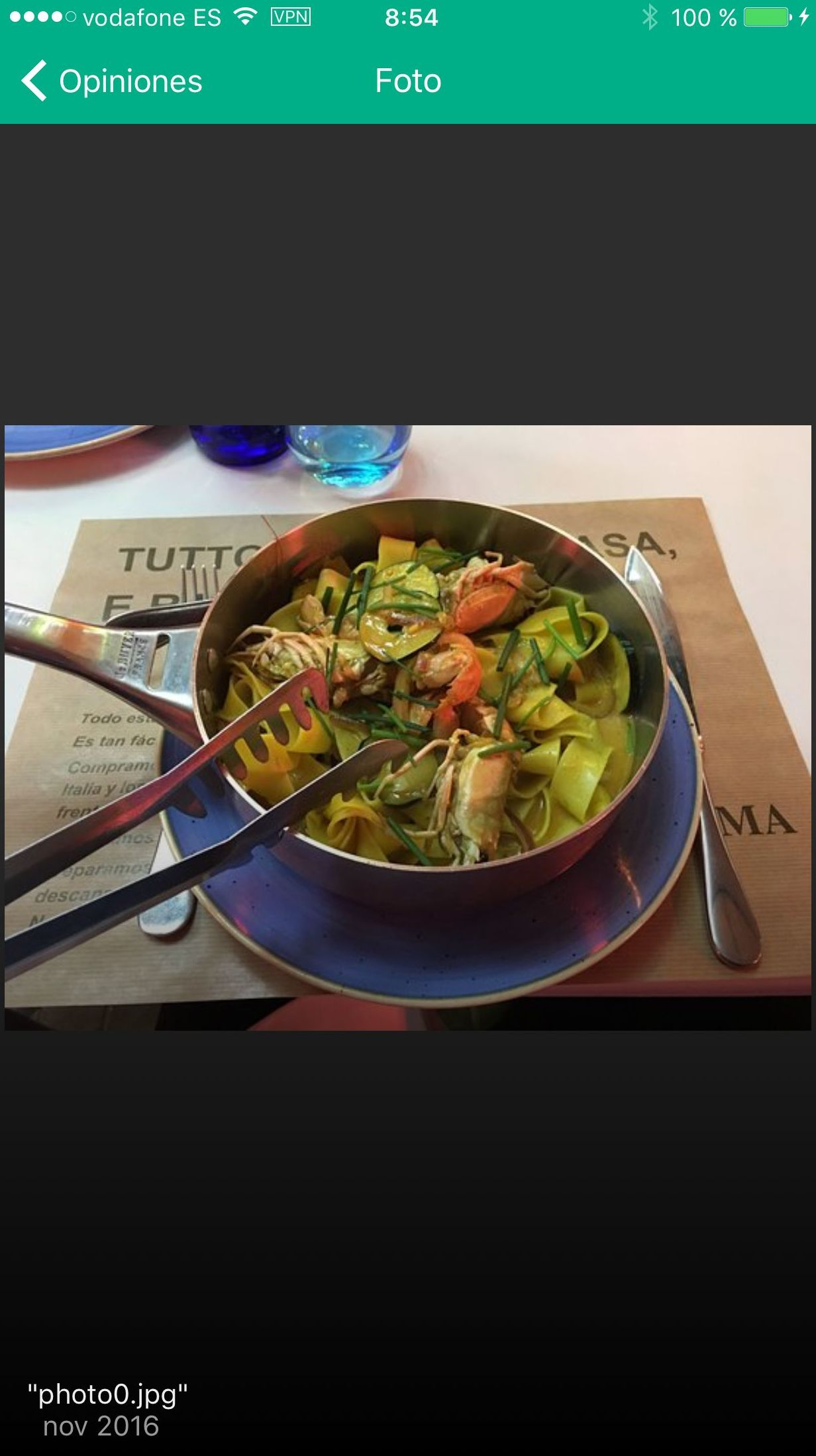 Foto 61 de Cocina italiana en VALENCIA | Pizza Roma