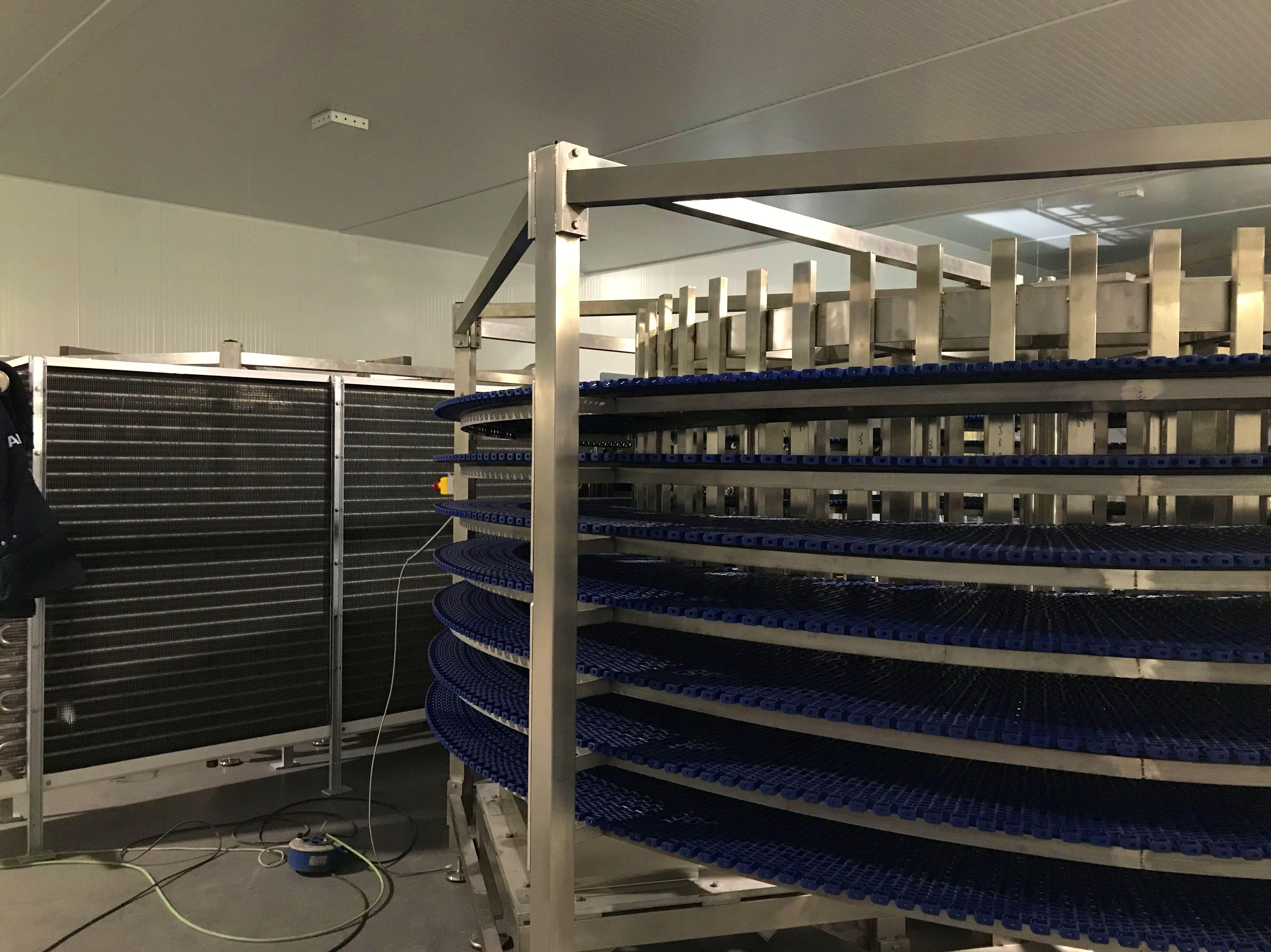 Foto 22 de Especialistas en refrigeración industrial en Alcantarilla | MH Refrigeración