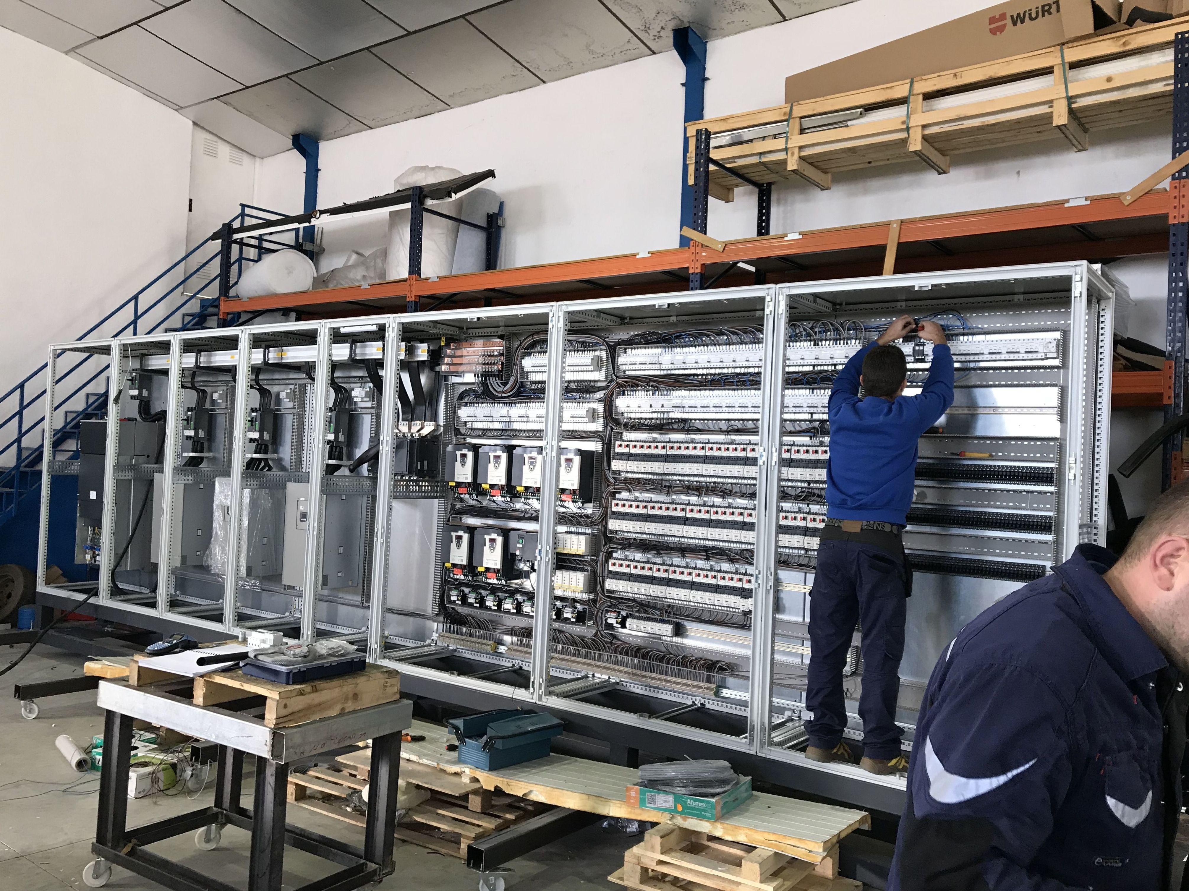 Foto 31 de Especialistas en refrigeración industrial en Alcantarilla | MH Refrigeración