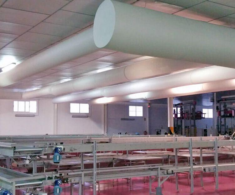 Empresa para inslalación de frío industrial
