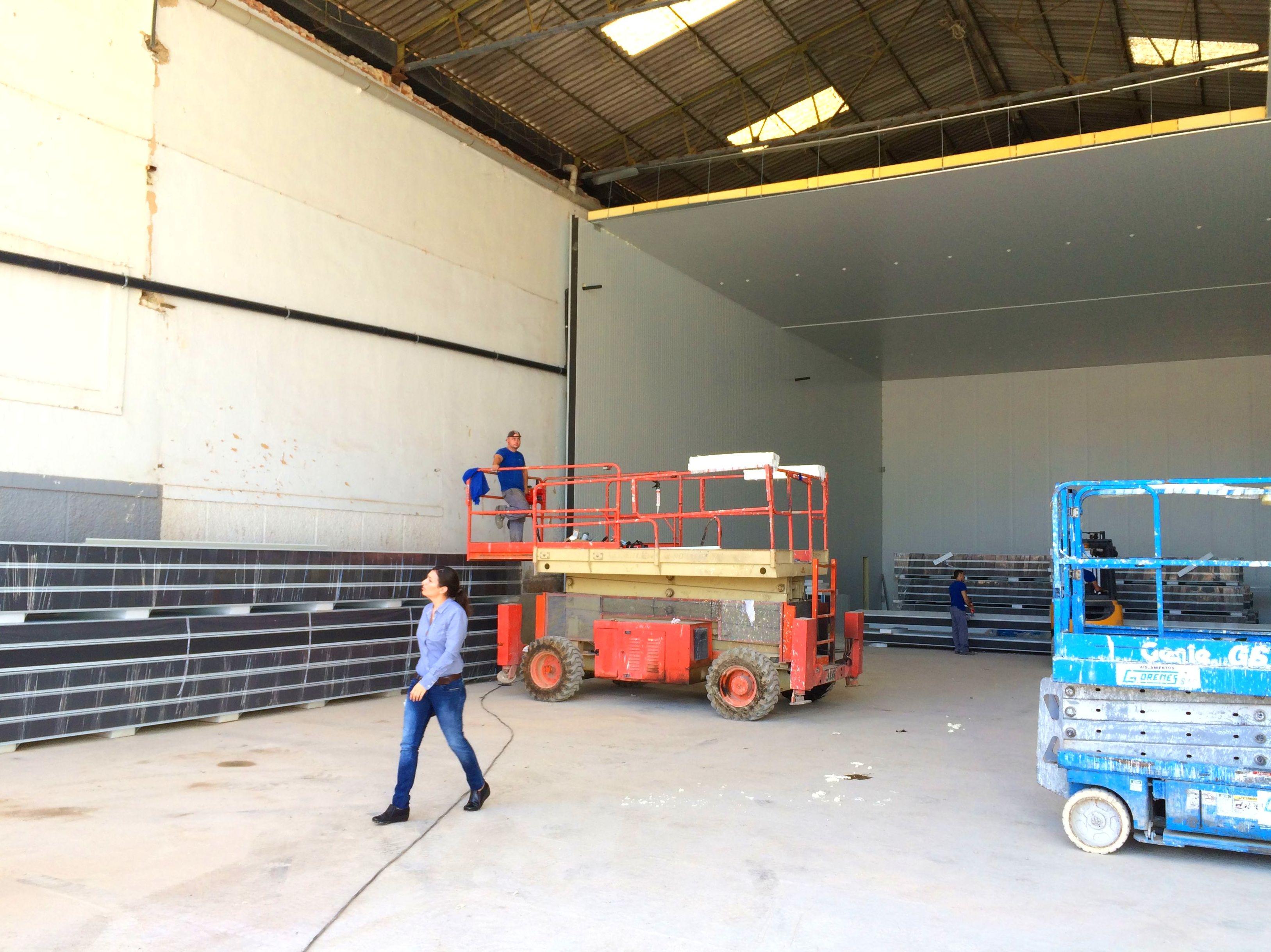Foto 40 de Especialistas en refrigeración industrial en Alcantarilla | MH Refrigeración