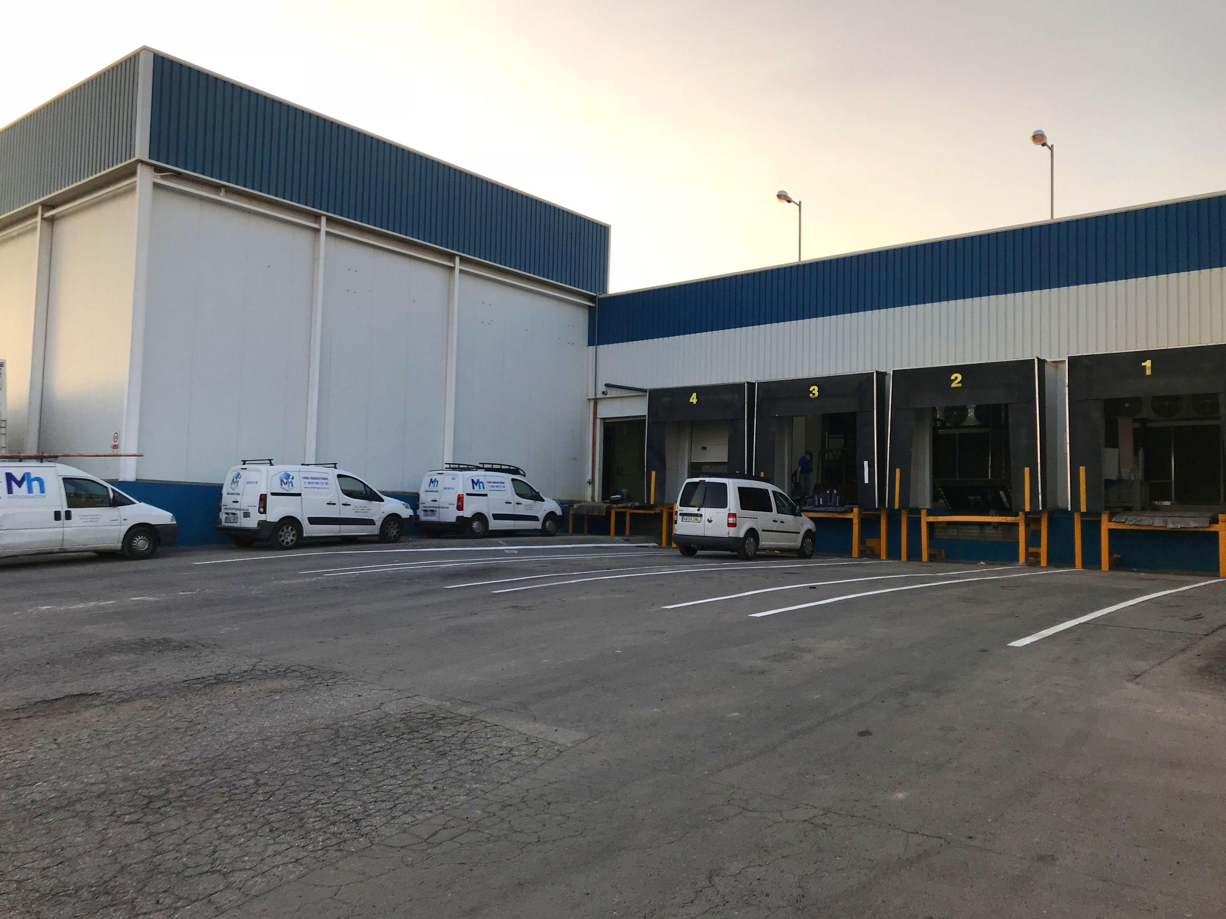 Foto 20 de Especialistas en refrigeración industrial en Alcantarilla | MH Refrigeración