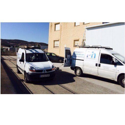 Mantenimiento de instalaciones frigoríficas: Productos y servicios de MH Refrigeración