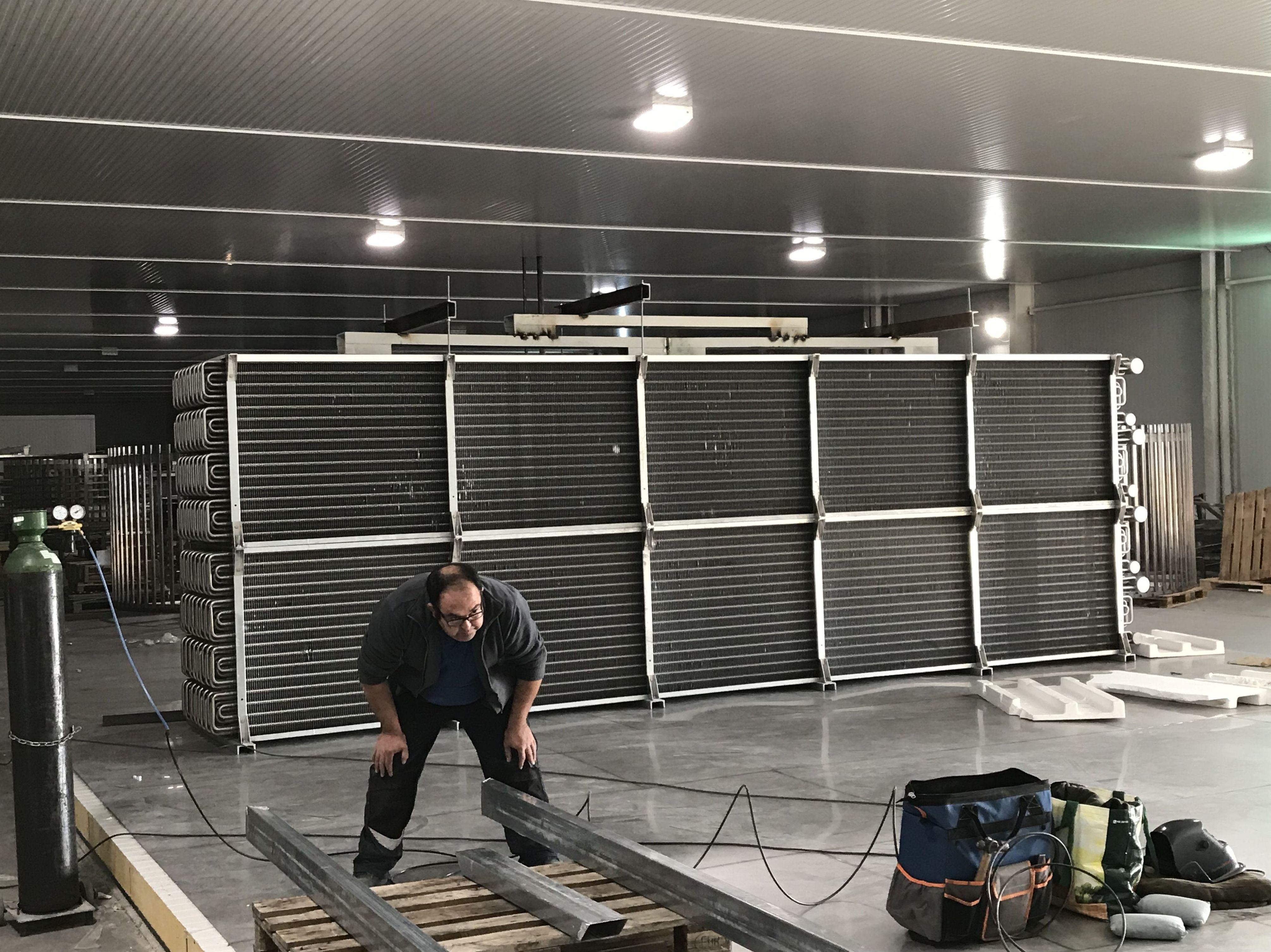 Foto 28 de Especialistas en refrigeración industrial en Alcantarilla | MH Refrigeración