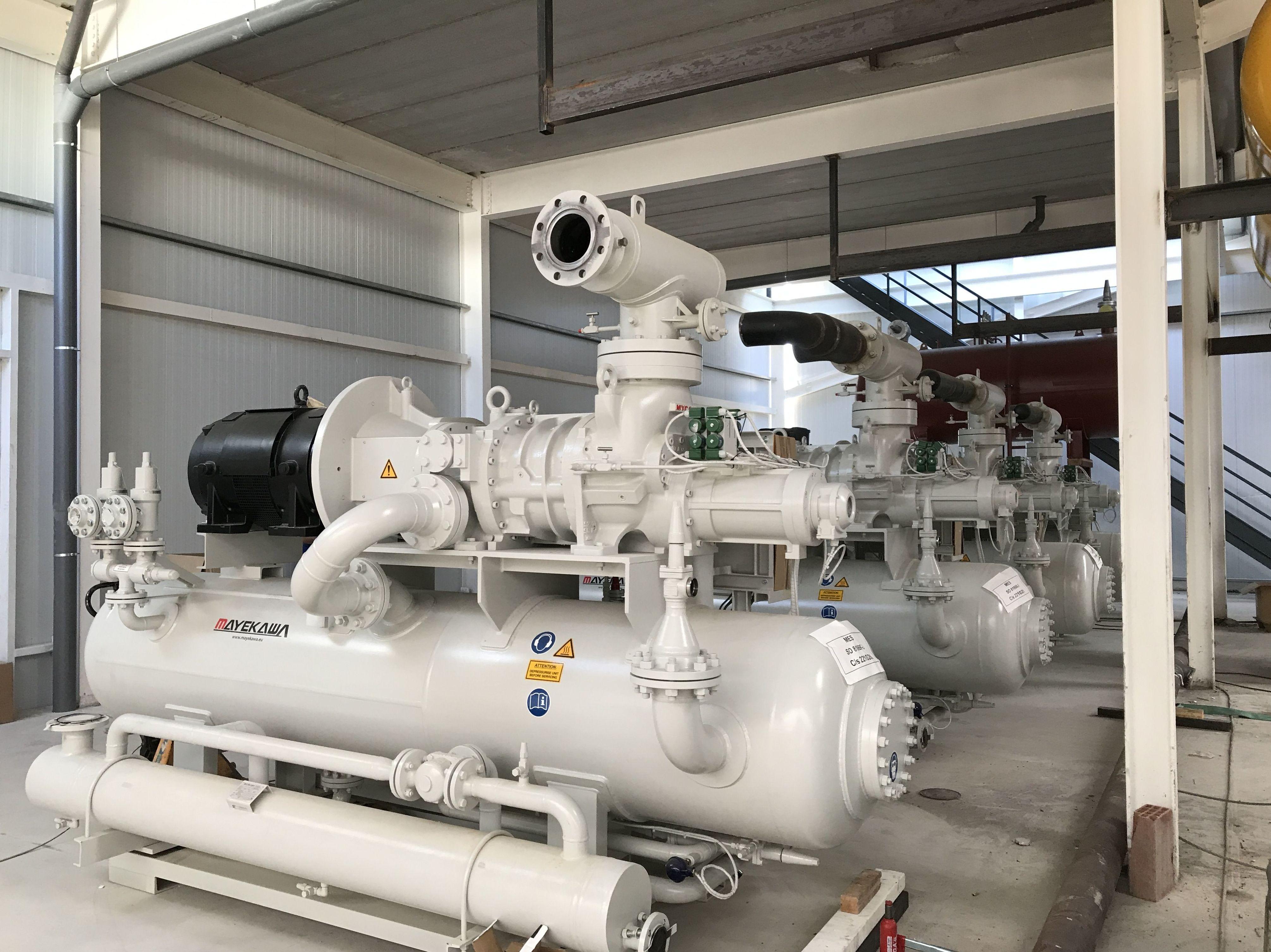 Foto 25 de Especialistas en refrigeración industrial en Alcantarilla | MH Refrigeración