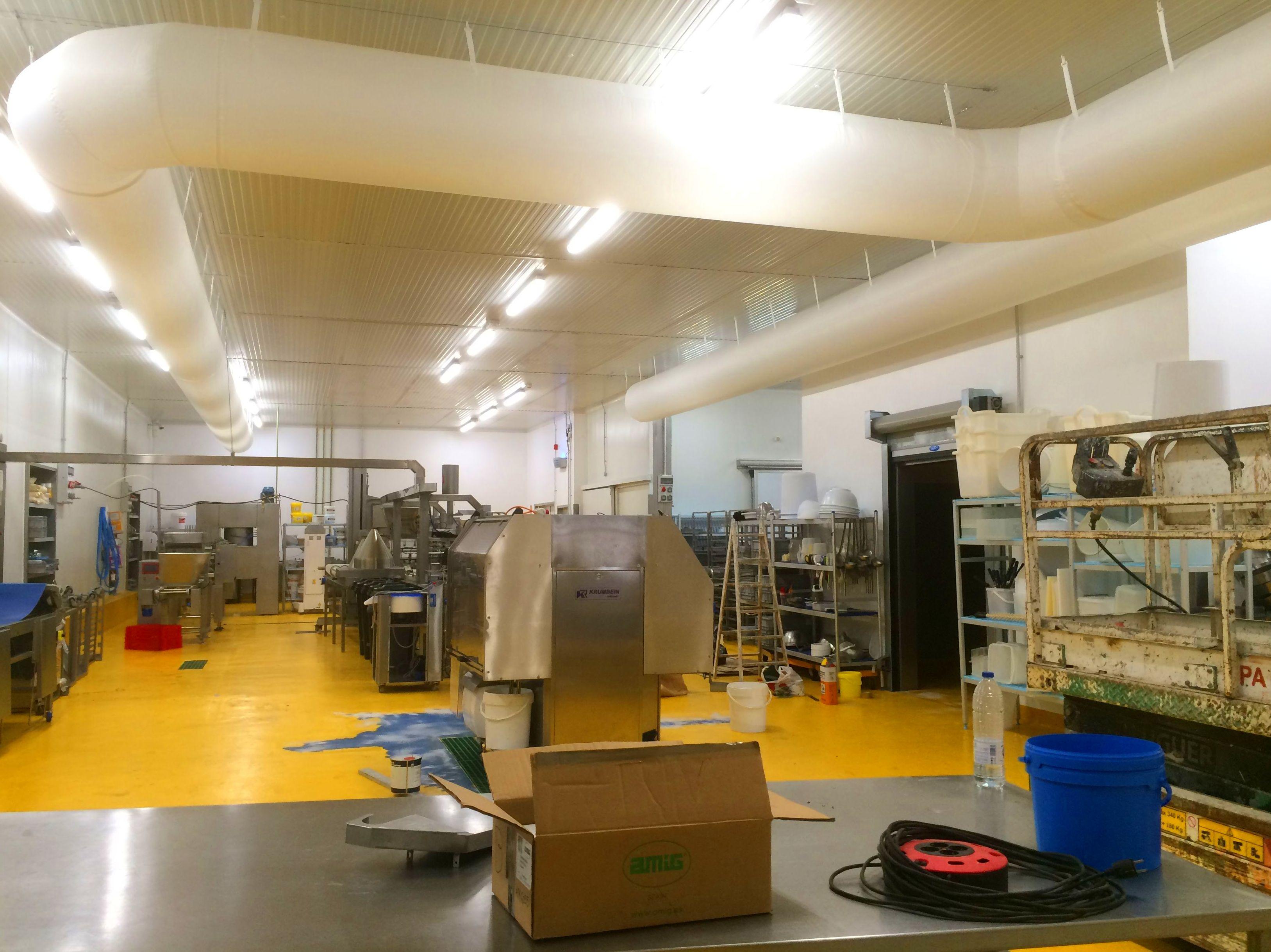 Foto 41 de Especialistas en refrigeración industrial en Alcantarilla   MH Refrigeración
