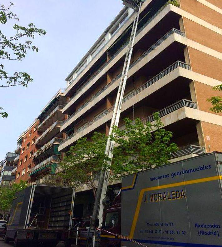 Foto 11 de Mudanzas y guardamuebles en Alcobendas | Mudanzas Moraleda
