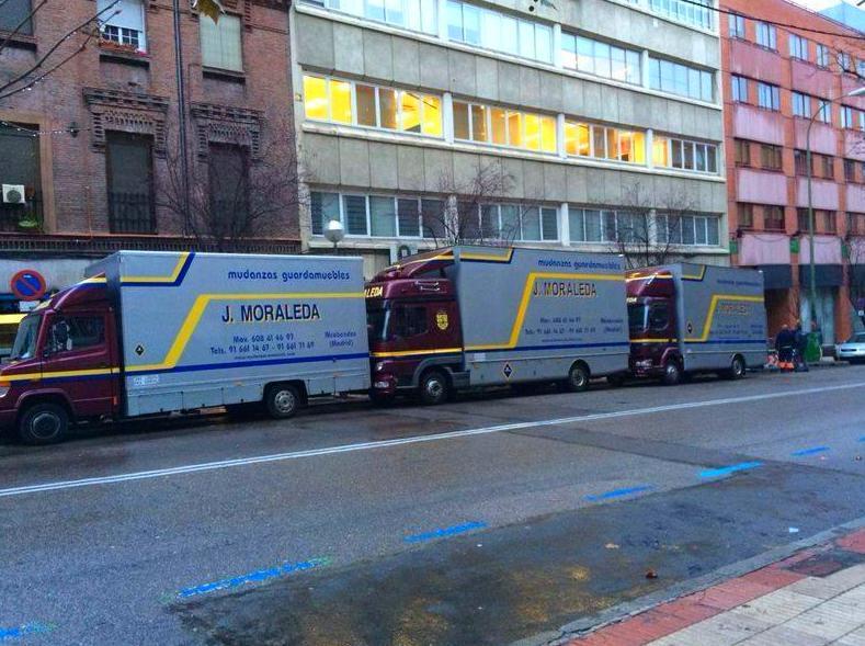 Foto 7 de Mudanzas y guardamuebles en Alcobendas | Mudanzas Moraleda