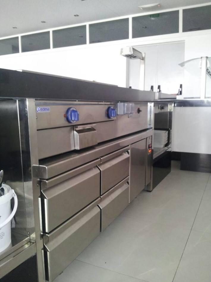J. A. Refrigeración, electrodomésticos industriales