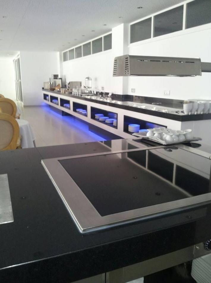 Instalación de grandes electrodomésticos