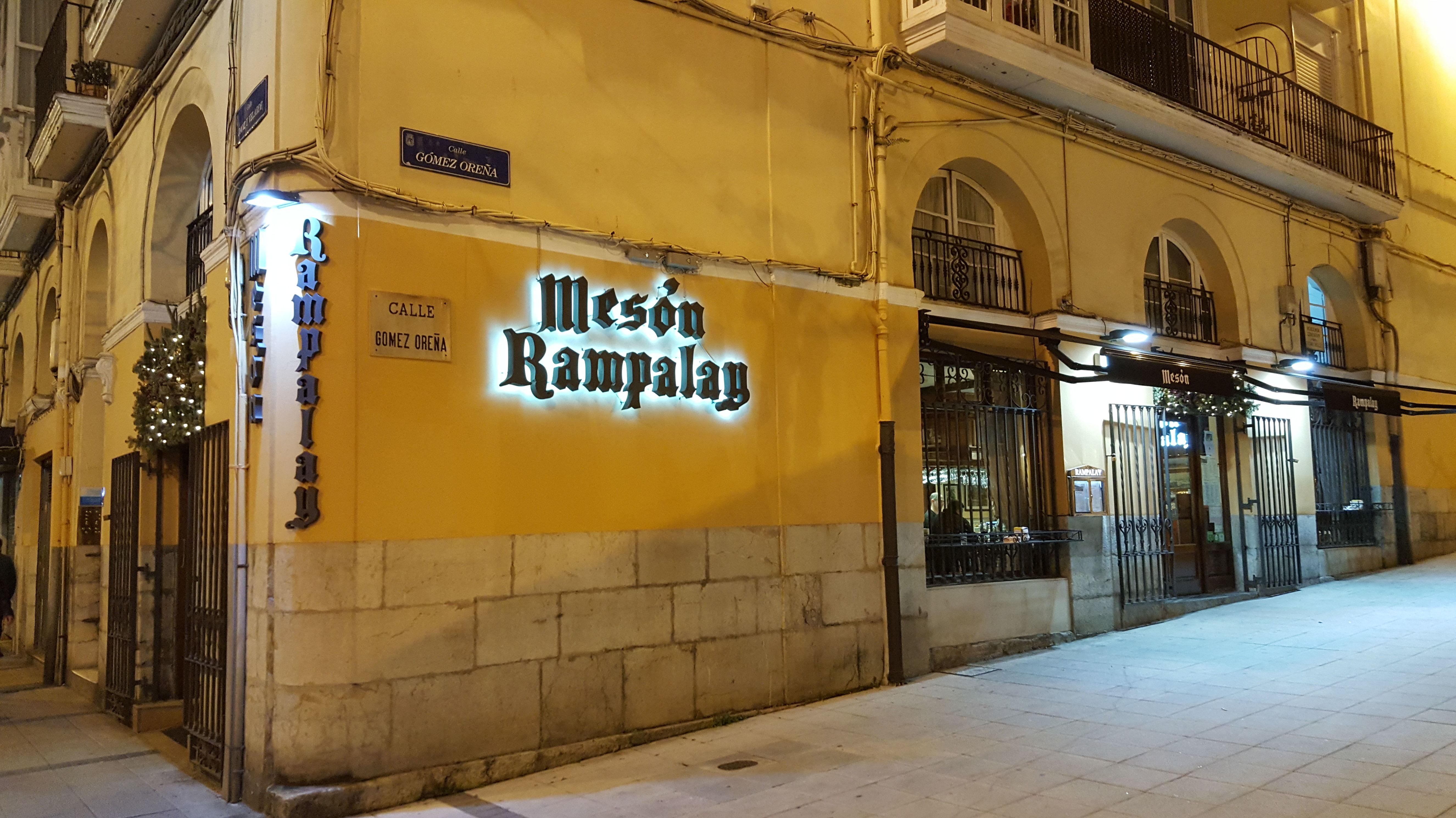 Restaurante en Santander