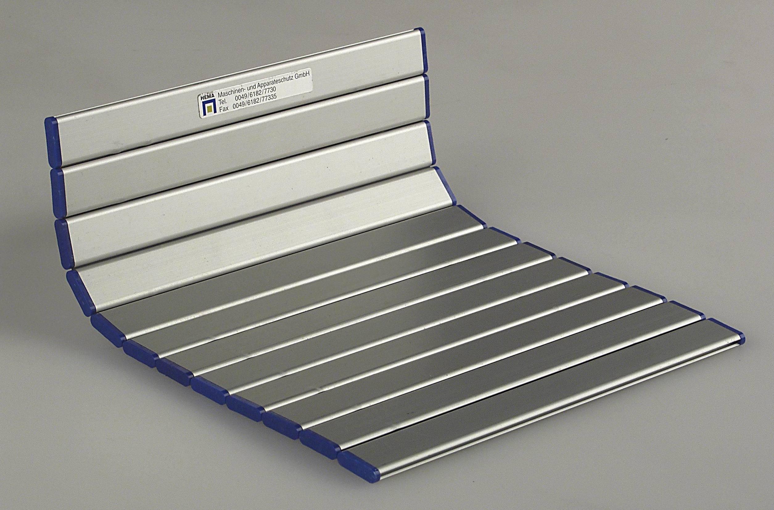 Persiana de aluminio tipo FLEXSTAR
