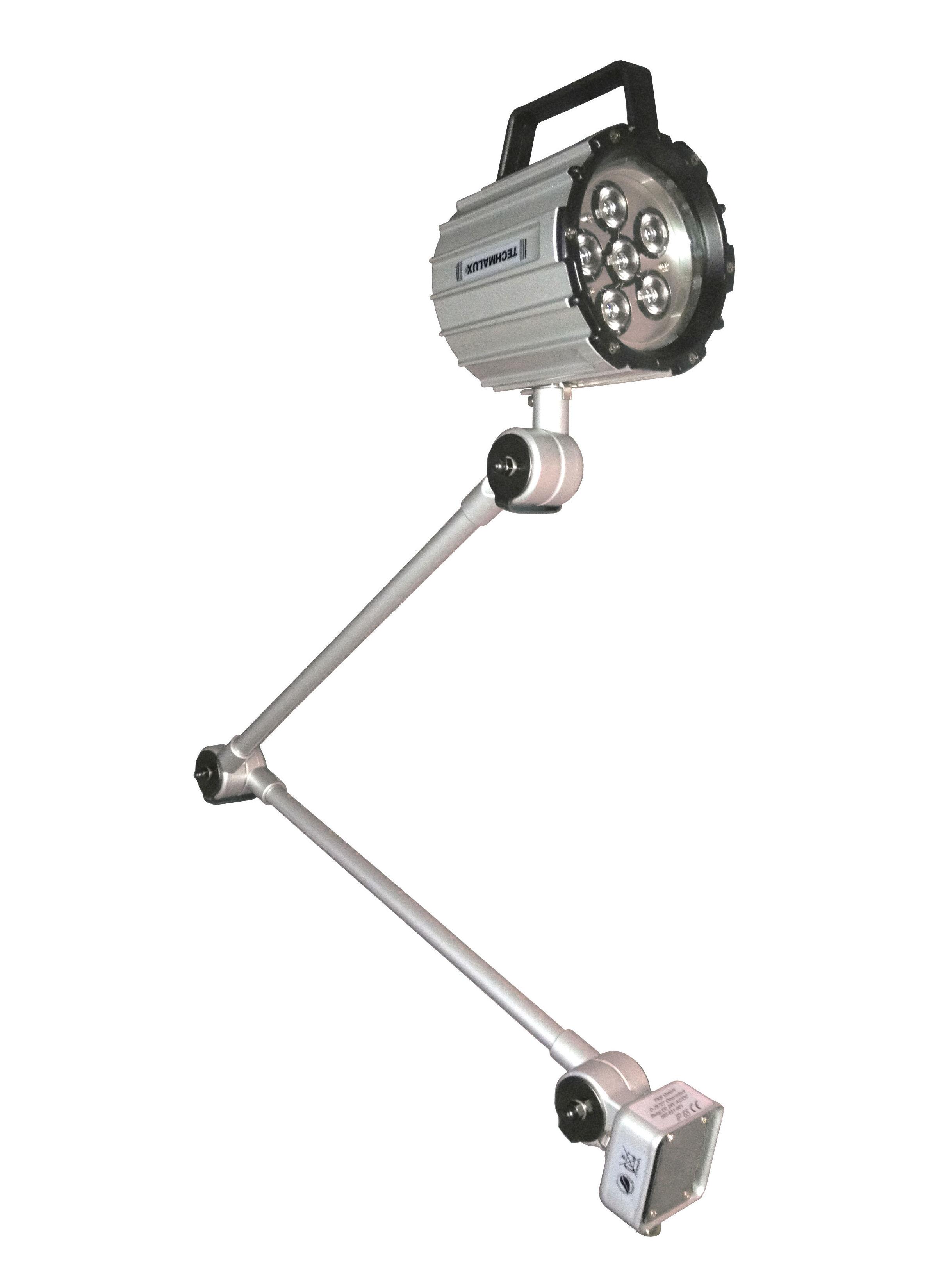 Luminaria BETALED con brazo articulado