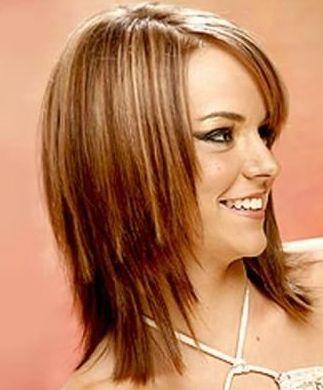 Cortes de pelo para mujer en capas