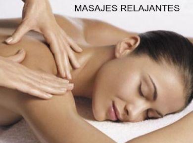 Masajes relajantes en Madrid