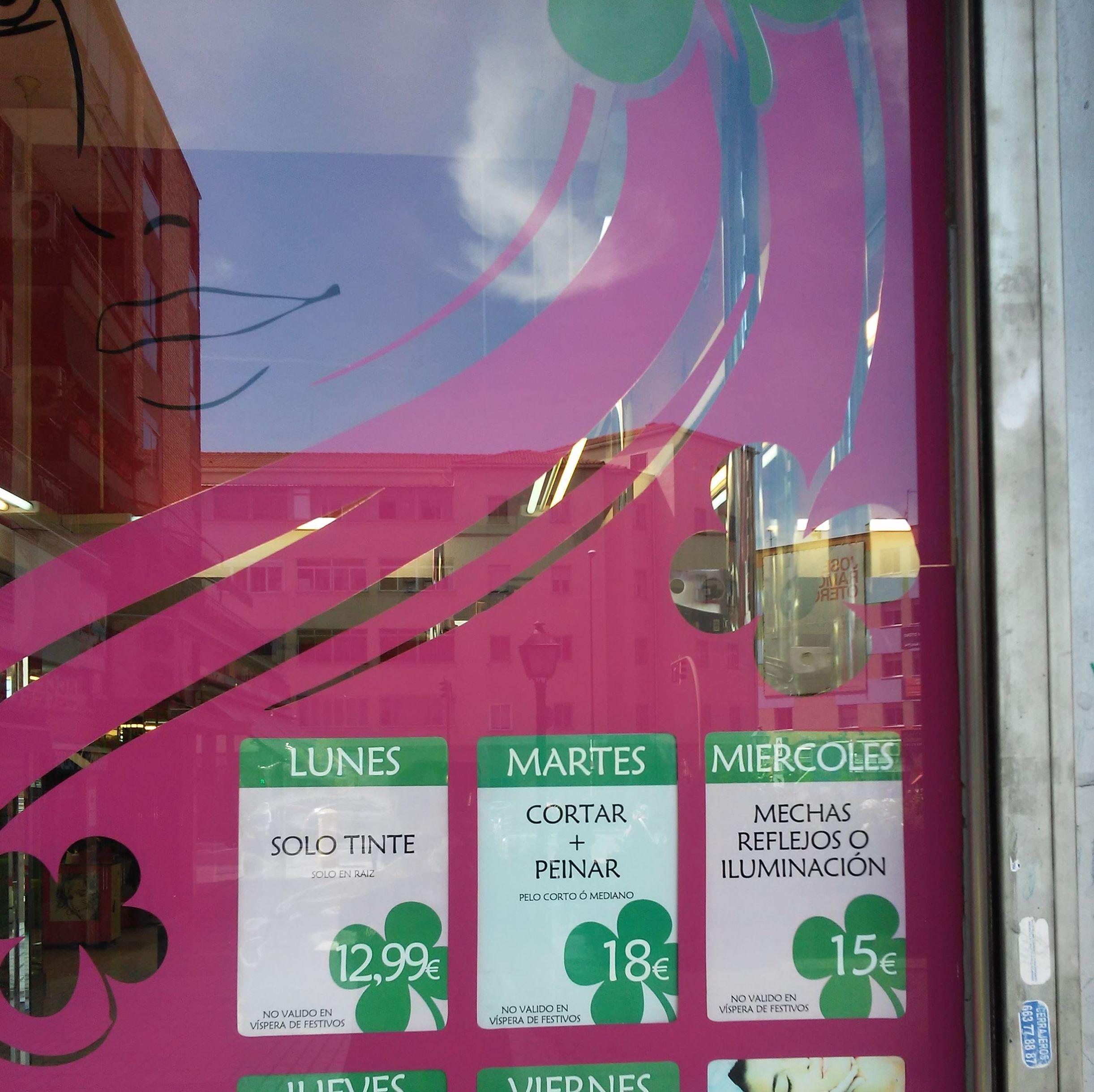 Peluquería unisex en Madrid