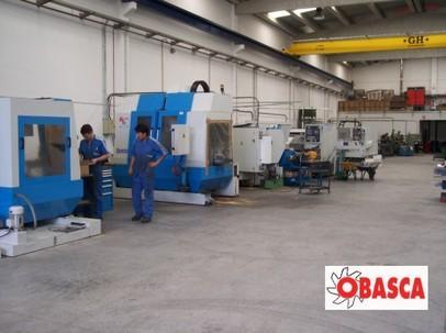 Foto 3 de Mecanizados en Huesca | Obasca