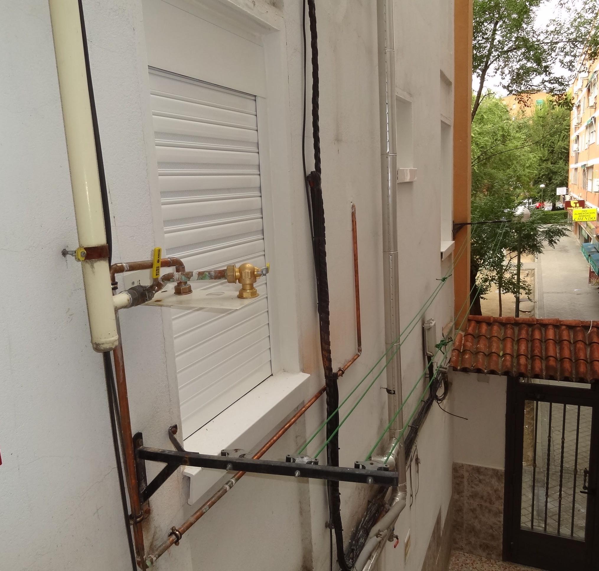 INSTALACIONES DE GAS: Nuestros servicios de Esteban Sanz Proyectos, Obras y Reformas