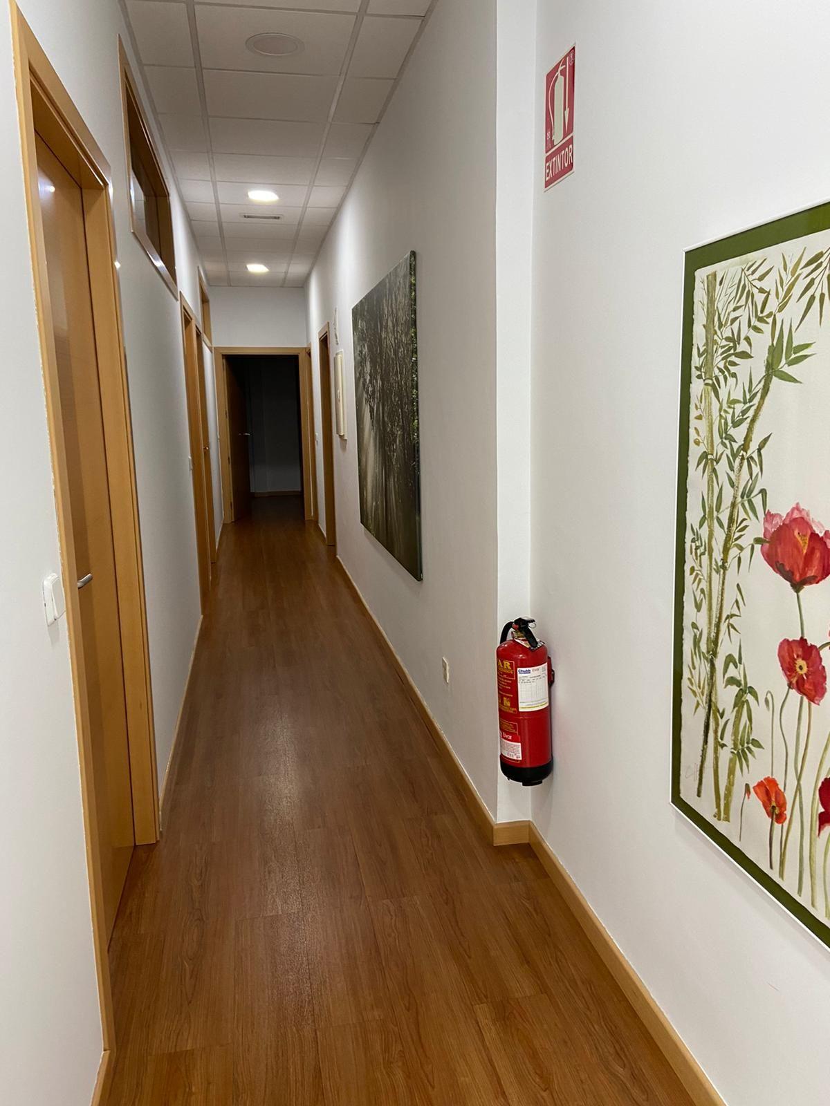 Centro de osteopatía en Chamberí, Madrid