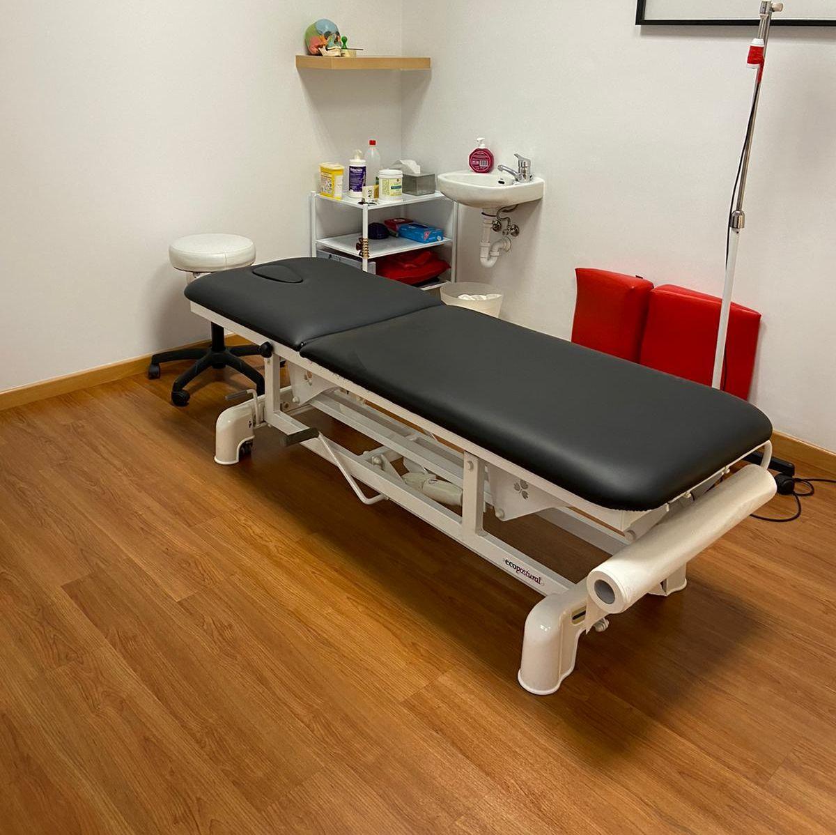 Especialistas en fisioterapia
