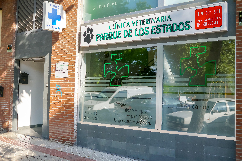 Foto 2 de Veterinarios en Fuenlabrada | Clínica Veterinaria Parque de los Estados