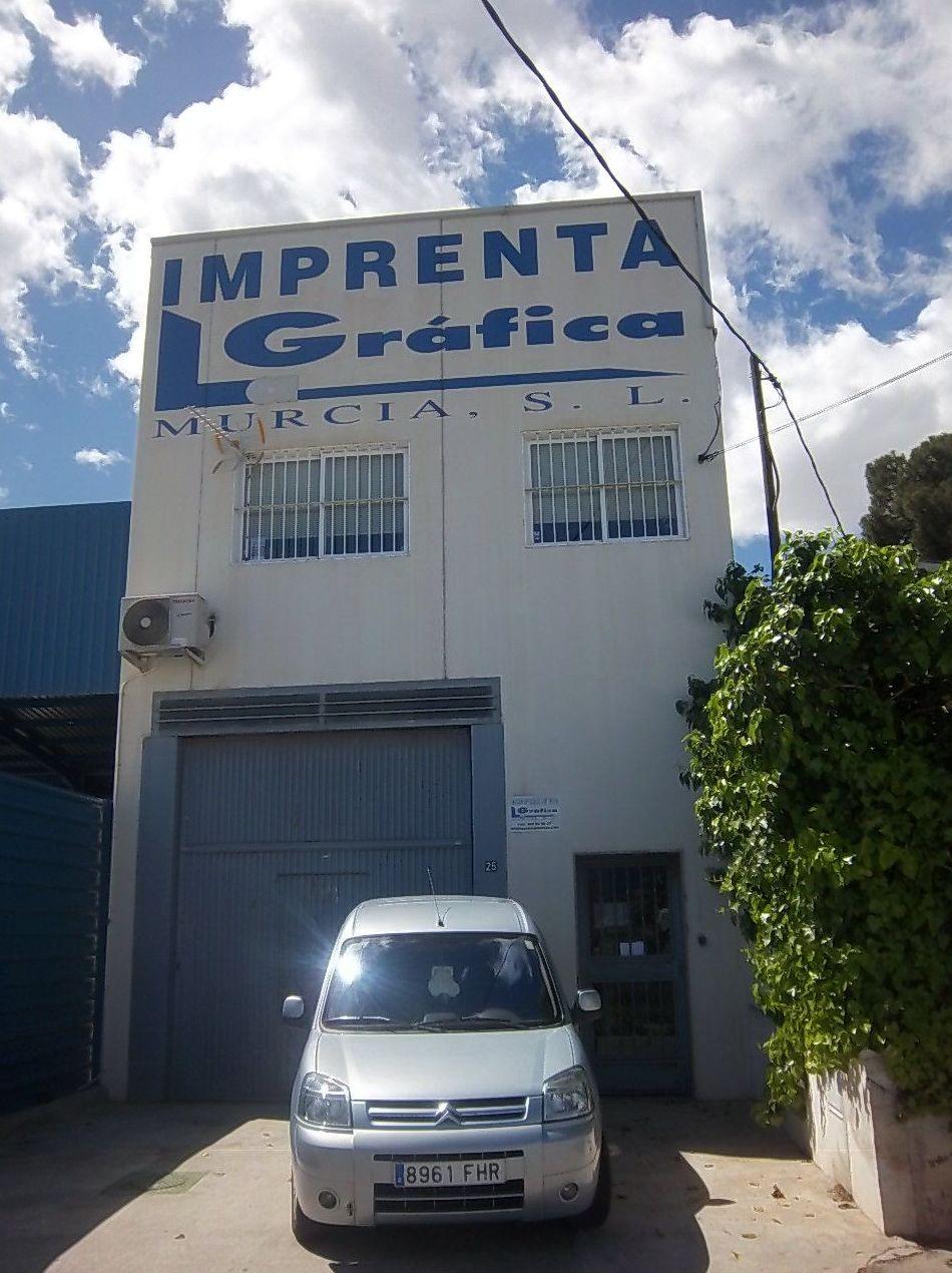 Imprenta en Murcia La grafica Murcia