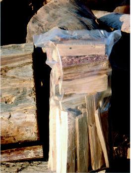 Foto 6 de Carbones y leña en Móstoles | El Almacén de Gil