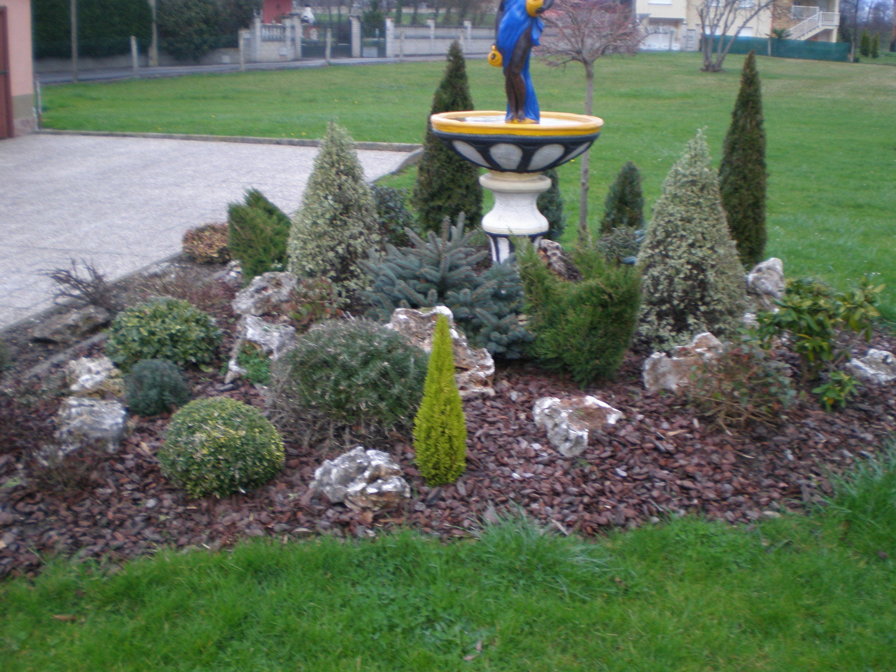 Foto 7 de Jardines (diseño y mantenimiento) en Oviedo | Jardines del Picón