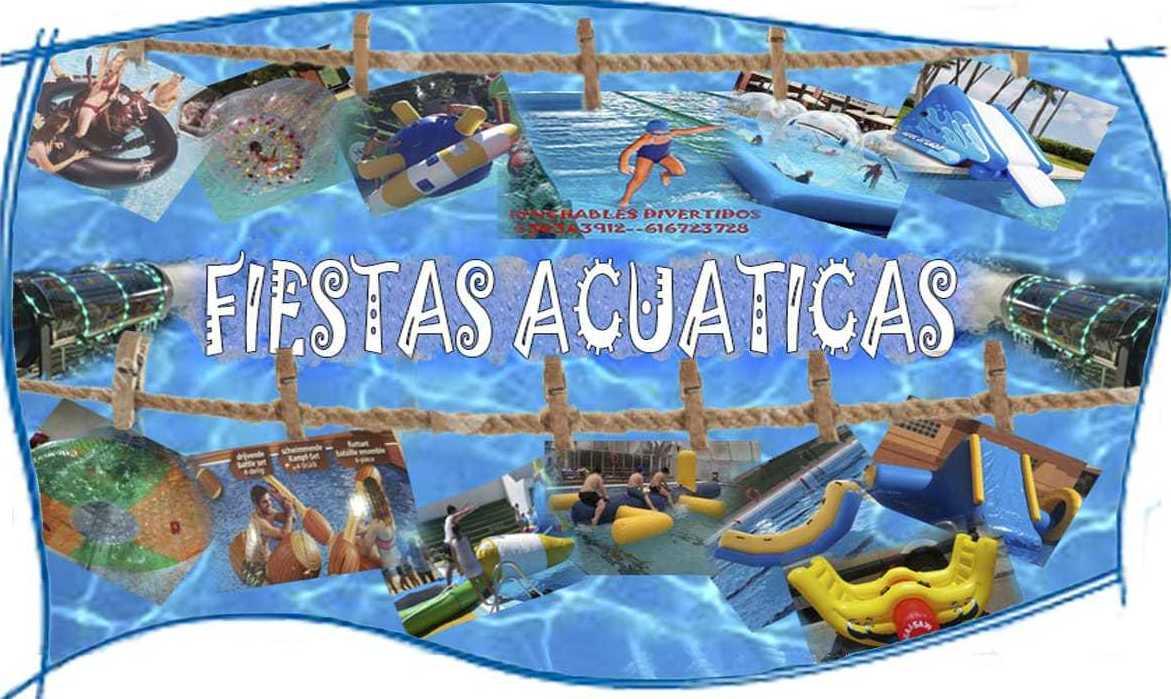 Fiestas acuáticas