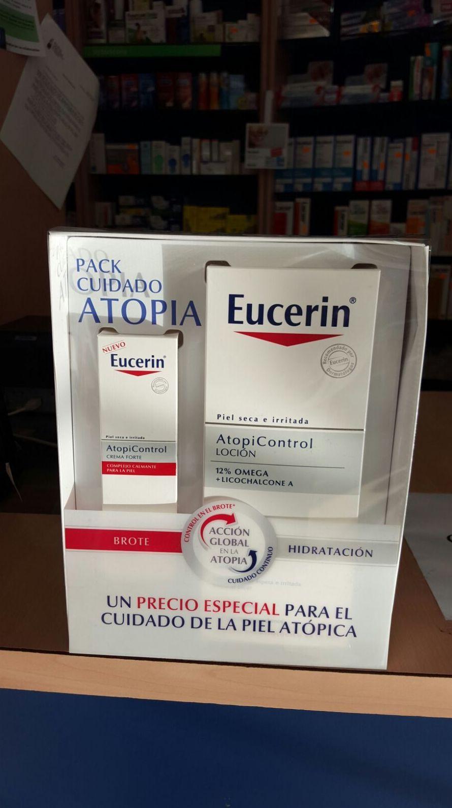 Eucerin AtopiControl: Productos y Promociones de Farmacia Lucía
