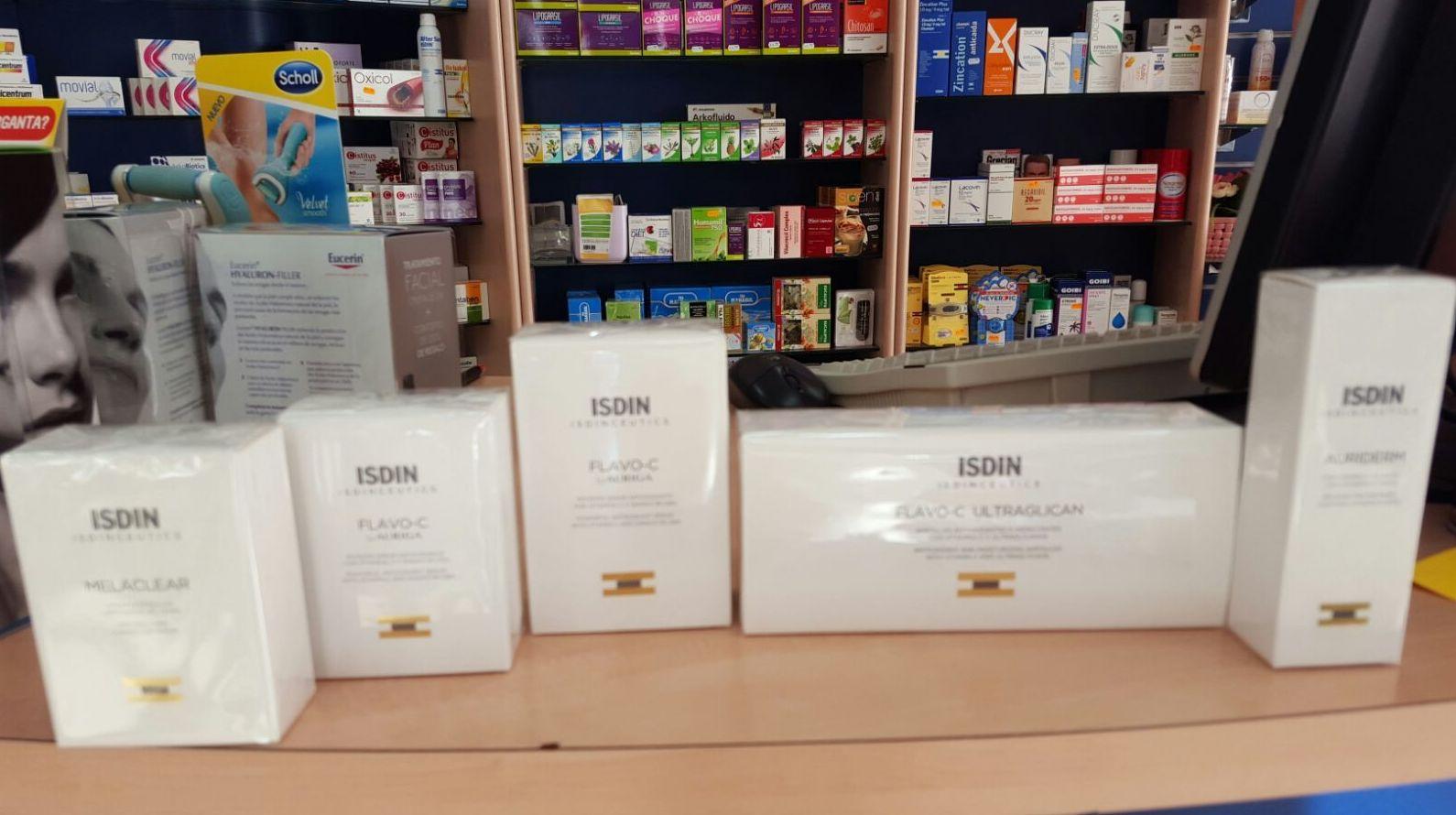 Isdinceutics : Productos y Promociones de Farmacia Lucía
