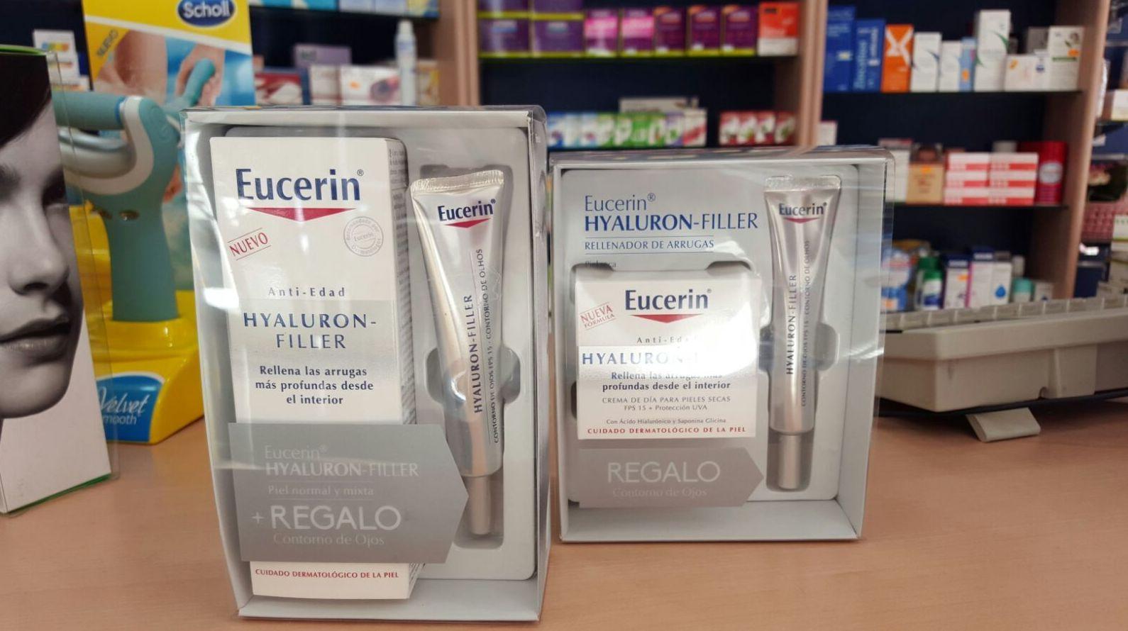 Eucerin Hyaluron – Filler (rellenador de arrugas): Productos y Promociones de Farmacia Lucía