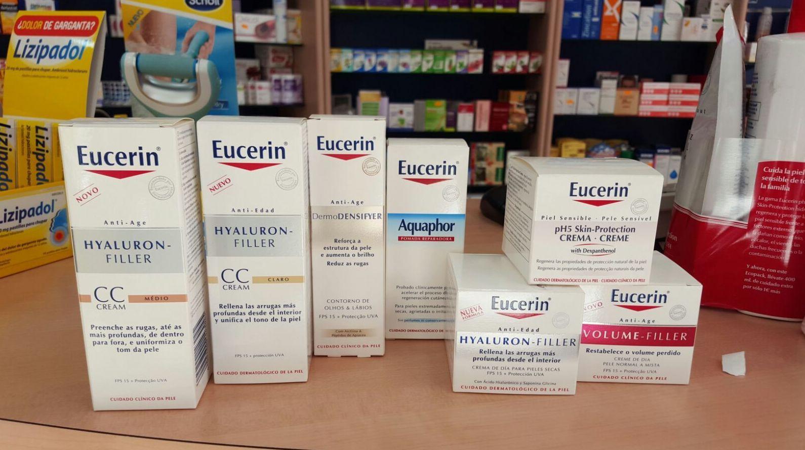 Eucerin Hyaluron – Filler : Productos y Promociones de Farmacia Lucía