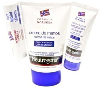 NEUTROGENA crema manos + labial: Productos y Promociones de Farmacia Lucía