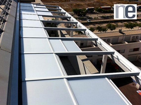 Foto 15 de Carpintería de aluminio, metálica y PVC en Valencia | Nuevo Estilo