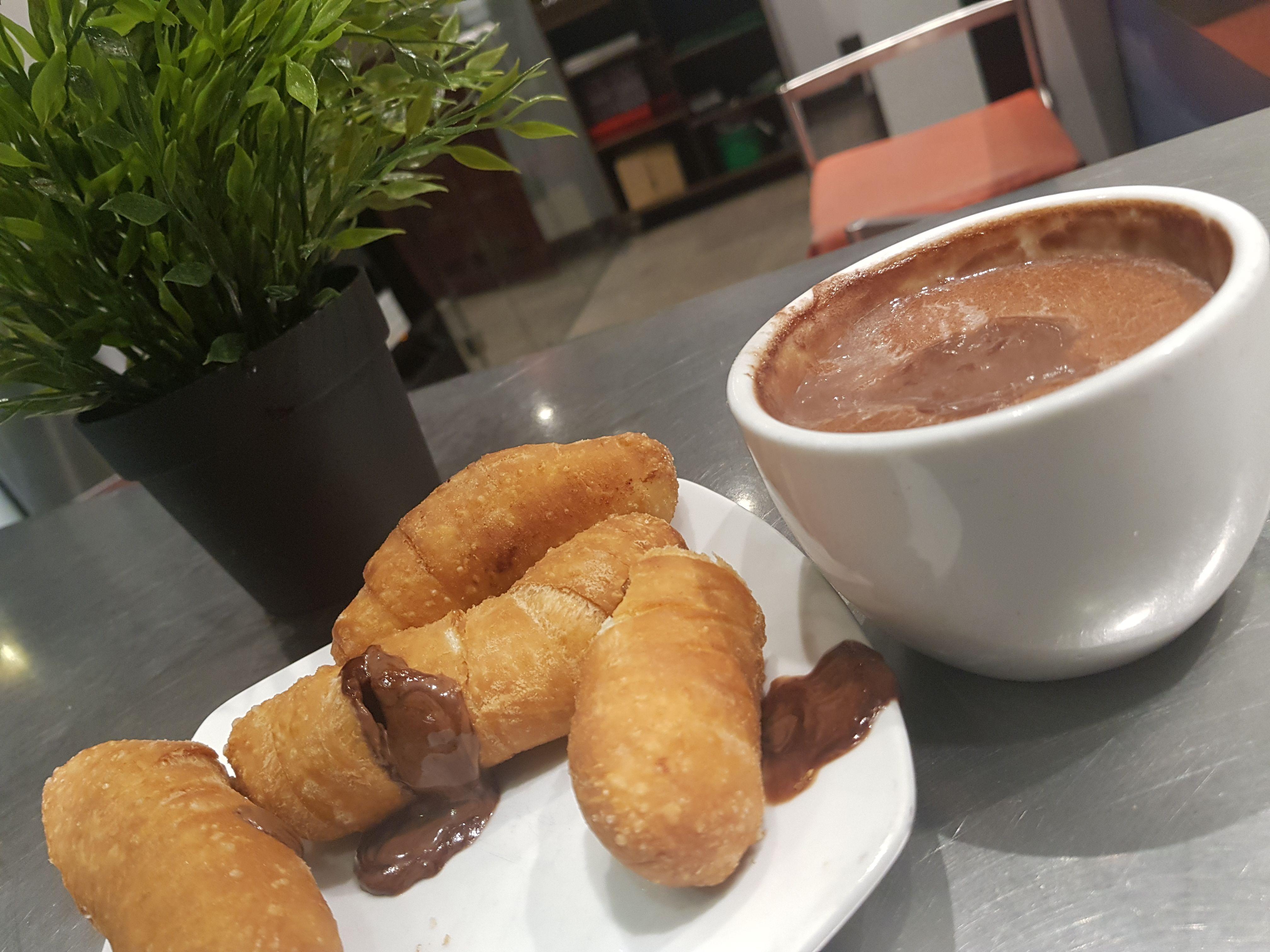 Desayunos y meriendas en Ávila