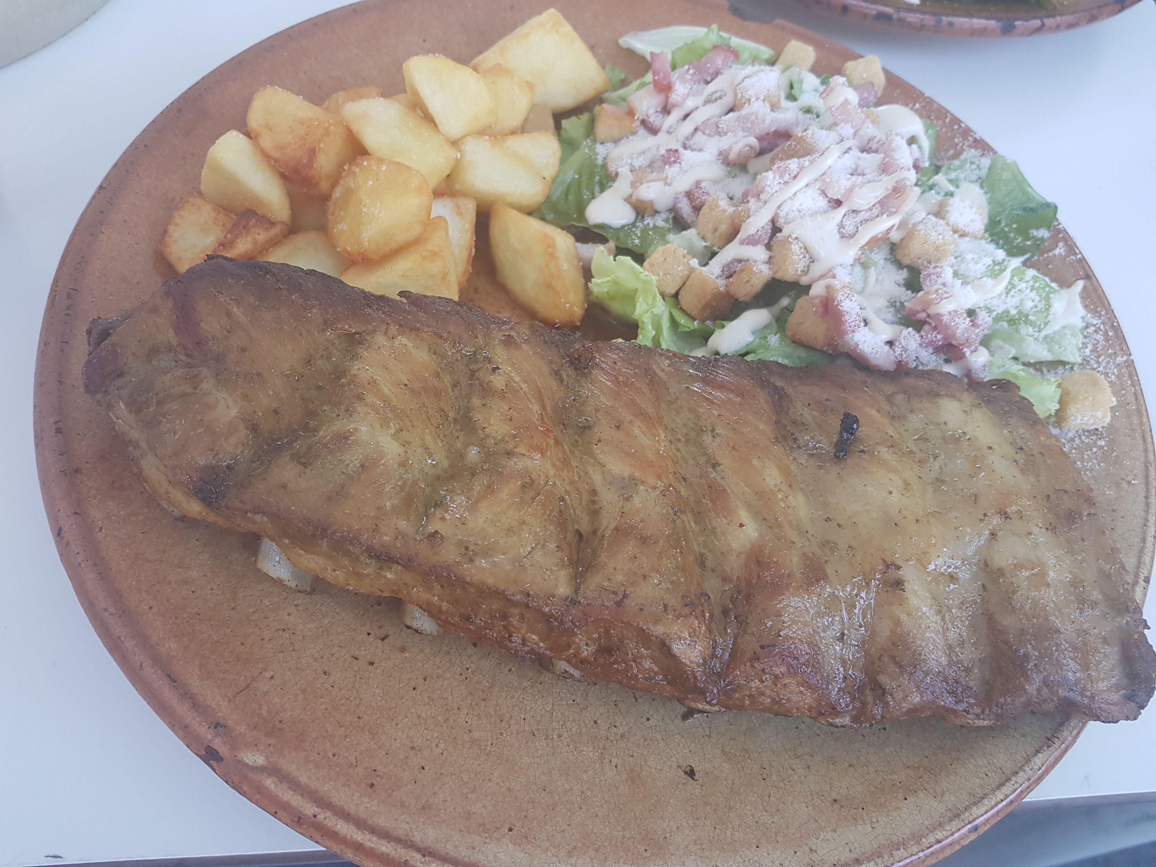 Carnes asadas en Ávila