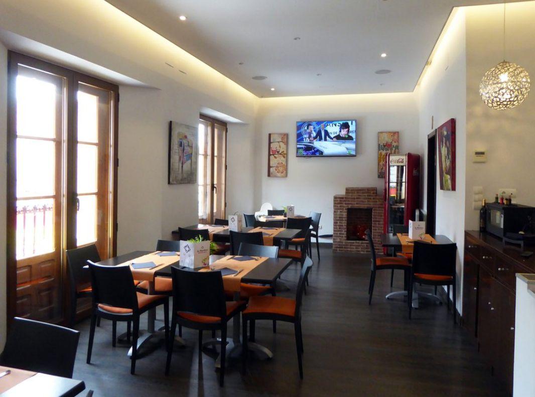 Restaurante celebraciones Ávila