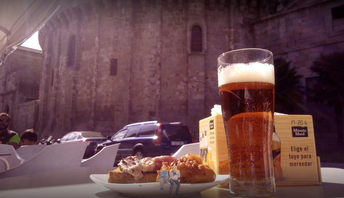 Restaurante con terraza Ávila