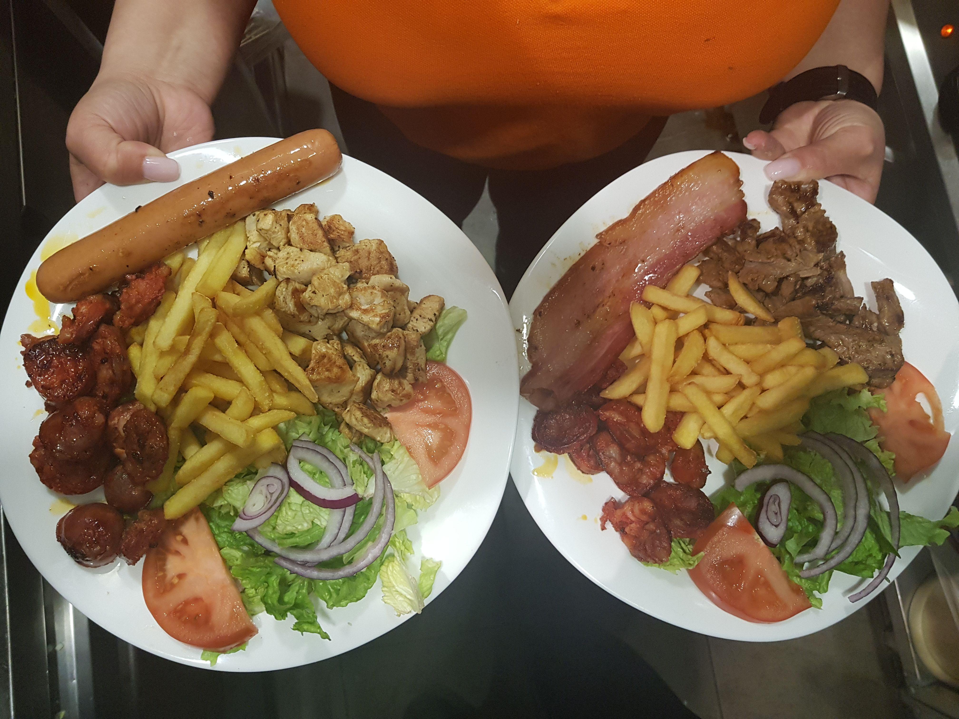 Menú del día en Ávila