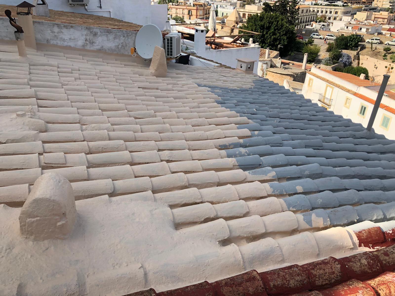 Foto 10 de Cubiertas y tejados en Sant Antoni de Portmany | Impermeabilizaciones Laachiri Bachir Ibiza