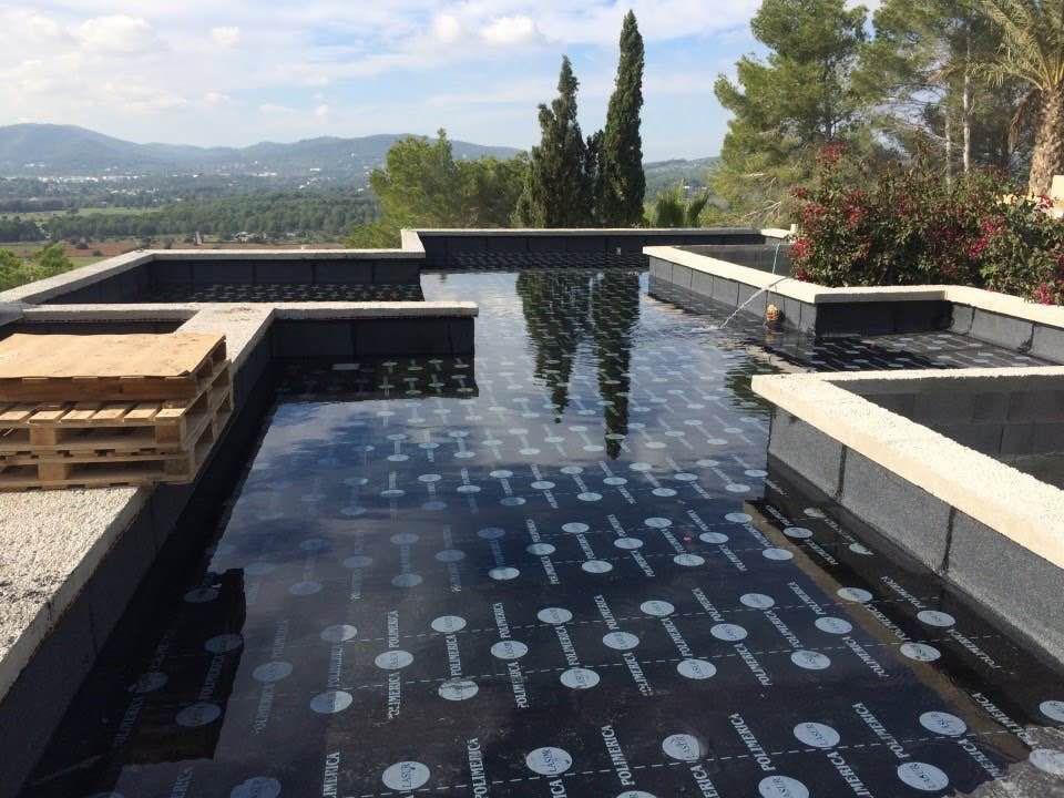 Impermeabilizaciones y aislamientos Ibiza